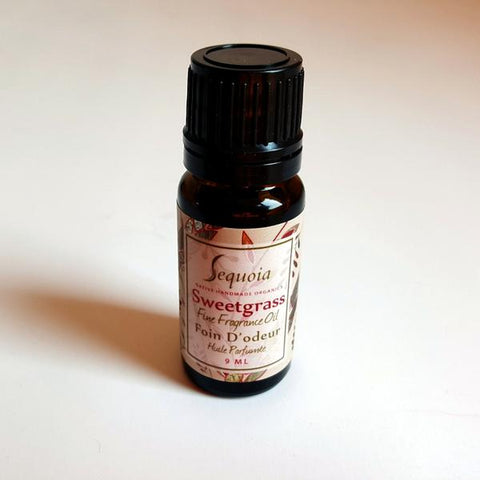 Fragrance Oil (9 ml) - Sweetgrass