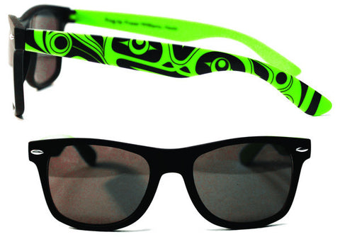 Adult Sunglasses - Frog