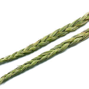 """ Sweetgrass Braid """