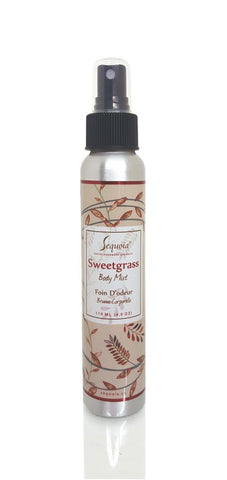 Body Mist - Sweetgrass