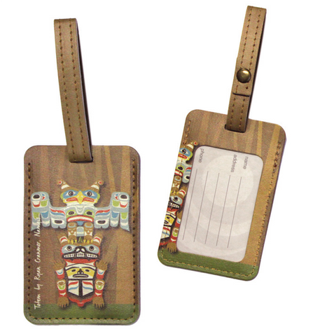 Luggage Tag - Totem