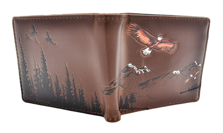 Brown Mountain Eagles Wallet