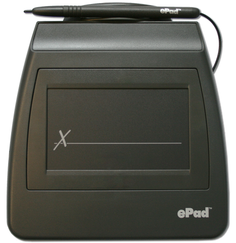 ePad® - With IntegriSign<br>(VP9801)