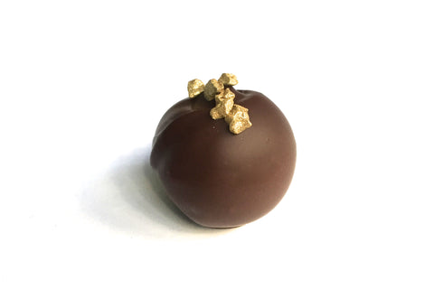 Saucy Whiskey Honey Truffles - Liddabit Sweets  - 2