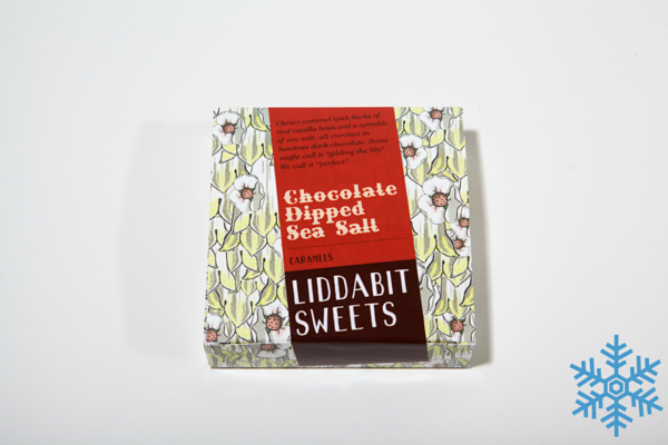 Chocolate Dipped Sea Salt Caramels - Liddabit Sweets  - 1