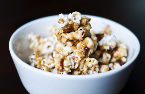 Bourbon Bacon Caramel Corn - Liddabit Sweets  - 2
