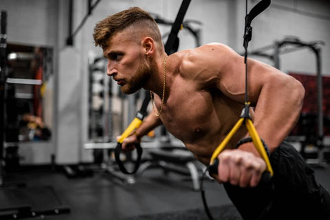 CBD Oil for gym workout muscle pain