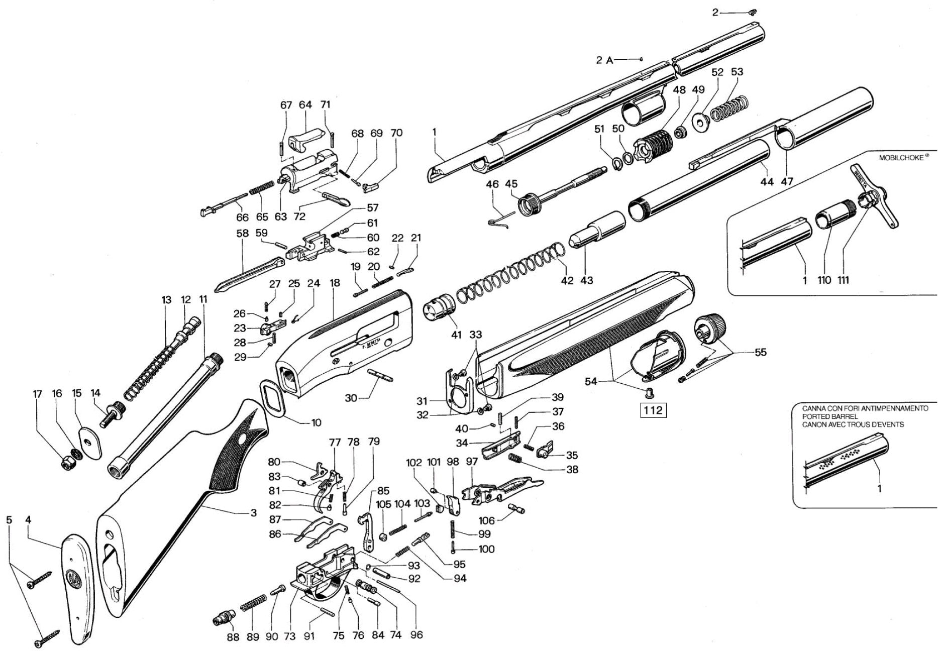 Remington 870 Receiver Exploded Diagram Manual Guide Wiring Parts Winchester Shotgun Get Free Image About