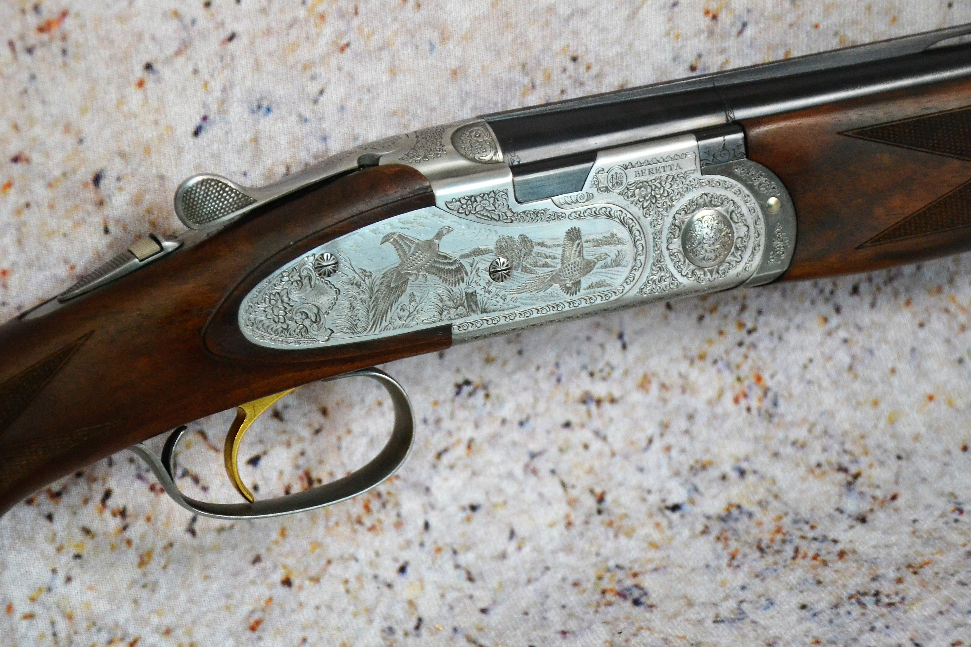 "Beretta 687 EELL Diamond Pigeon .410 26.5"" SN:#R44935S~~Demo~~Special  Pricing~~"