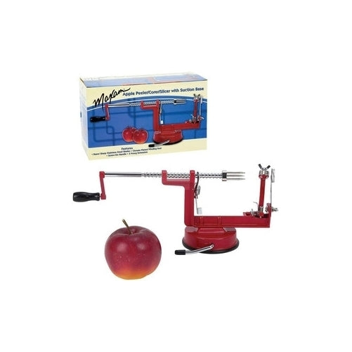 3 in 1 Apple peeler, slicer, dicer, coring machine - Cutter for fruit potato