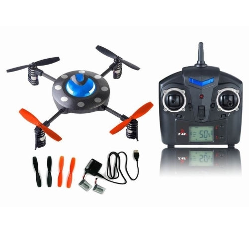 UDIRC U816 2.4G 4CH 4-Axis Mini RC UFO 360 Eversion Helicopter
