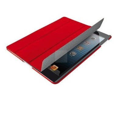 Trust Smart Case/Stand for iPad Mini - Red