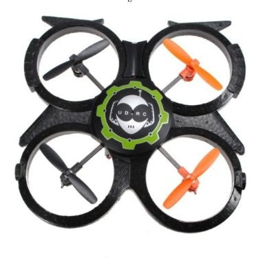 UDIRC U816A 6-Axis GYRO 2.4G RC 4 Channel UFO Aircraft Quadcopter Mini Helicopter