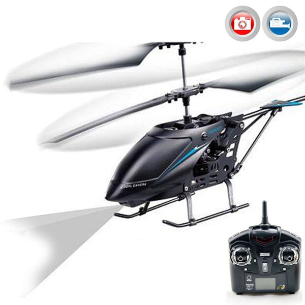 HawkSpy 2.4GHz 3.5-channel RC mini helicopter remote controlled camera LT-711