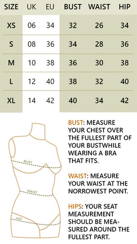 size chart enzeo