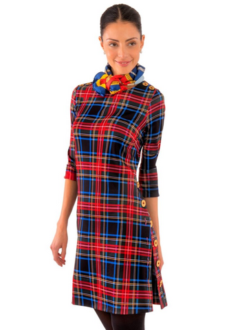 Button Up Buttercup Dress