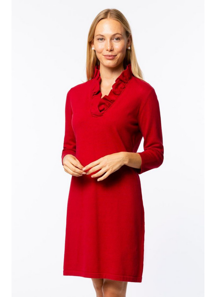 Cotton/Cashmere Constance Dress