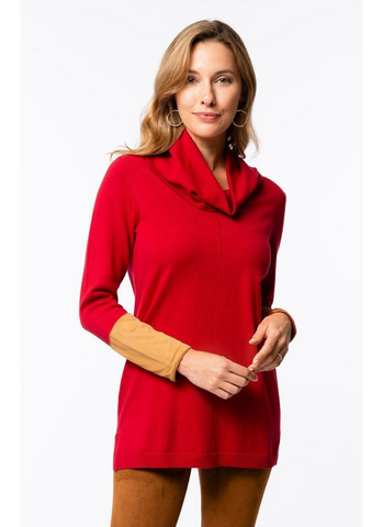 Cotton/Cashmere Tunic