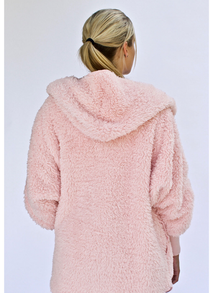 Cozy Wrap in Pink Heaven