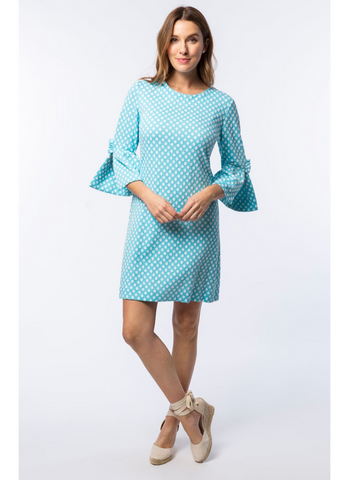 Sydney Jacquard Dress in ATW