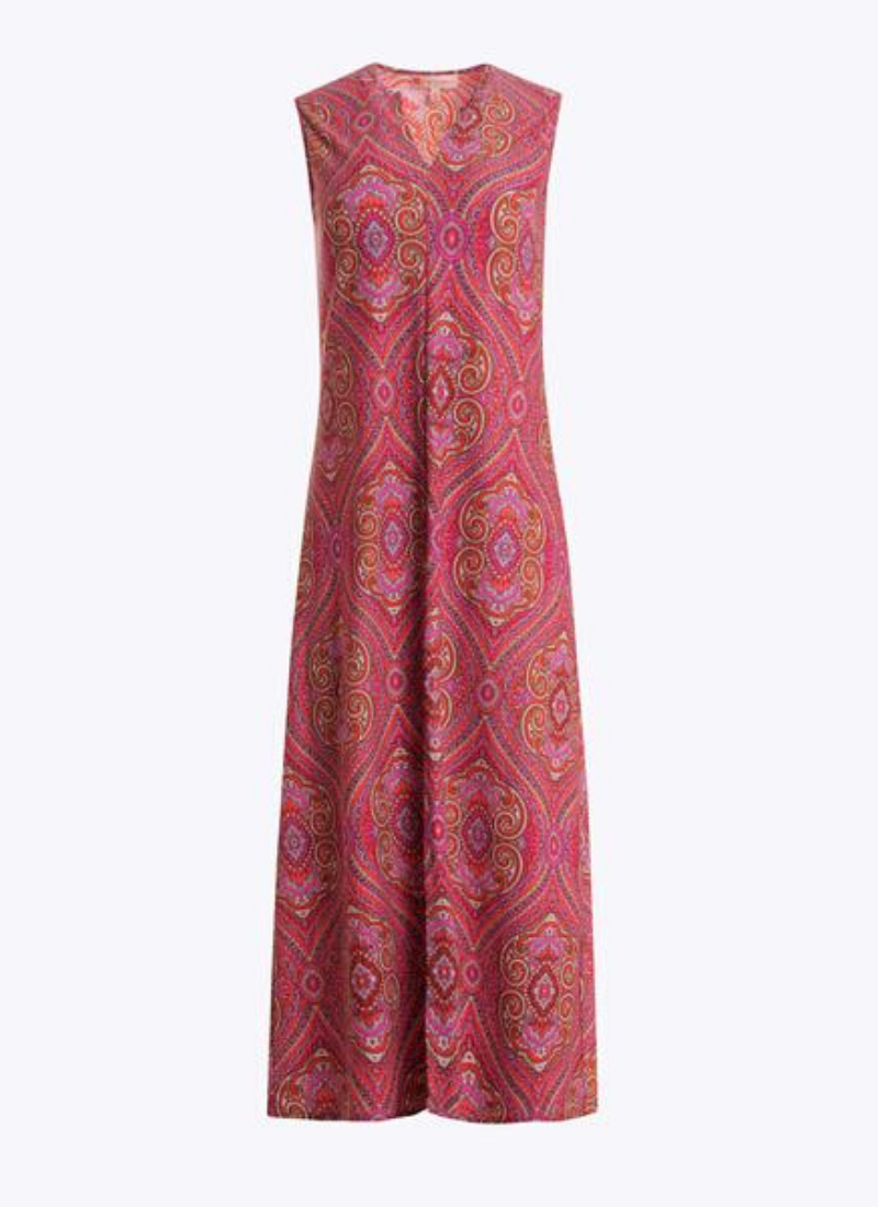 Keagan Maxi in Paisley Medallion