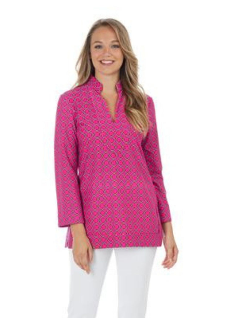 Chris Tunic Top