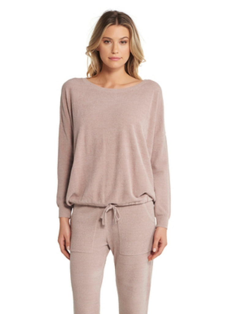 CozyChic Lite Slouchy Pullover