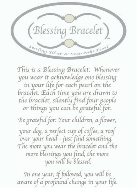 Blessing Bracelet (More Colors)
