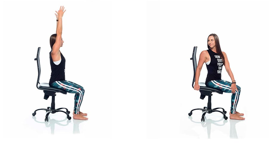 Office Yoga | Evolve Fit Wear
