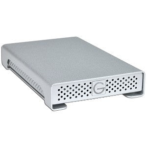 "G-Technology G-Drive Mini Triple 500GB Firewire 800/400, USB 2.0 2.5"" Portable External Hard Drive"