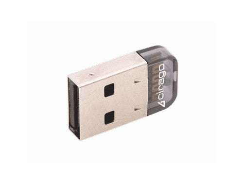 Cirago Micro USB Bluetooth 2.1 Adapter Class 2 BTA-3210