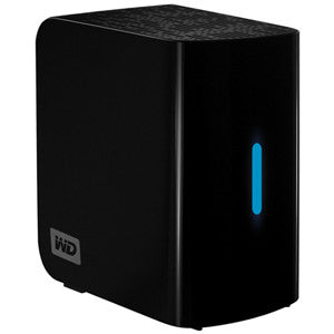 Western Digital My Book Mirror Edition 2TB (2x1TB)RAID Dual-Drive External Hard Drive Storage System WDH2U20000N