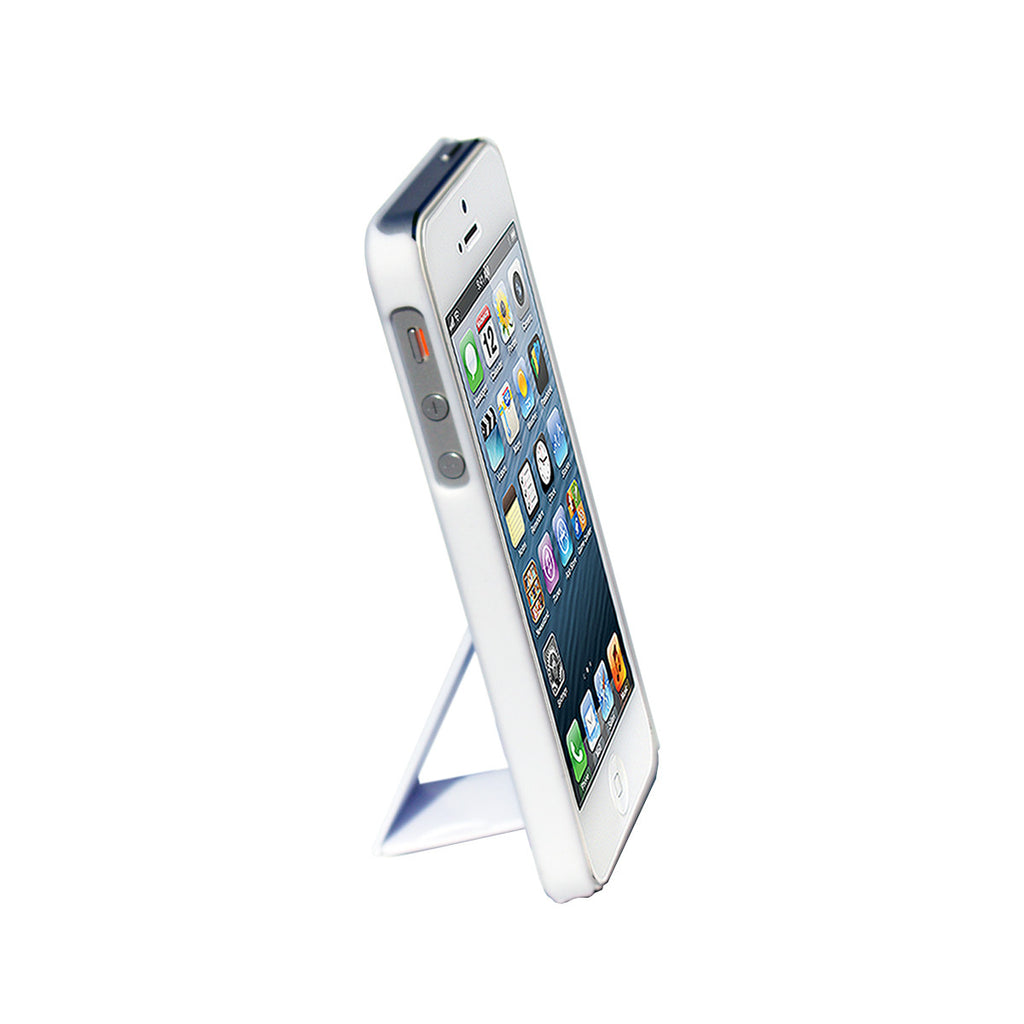 Cirago White Slim Case with kickstand  for APPLE iPhone 5 IPC1500WHT
