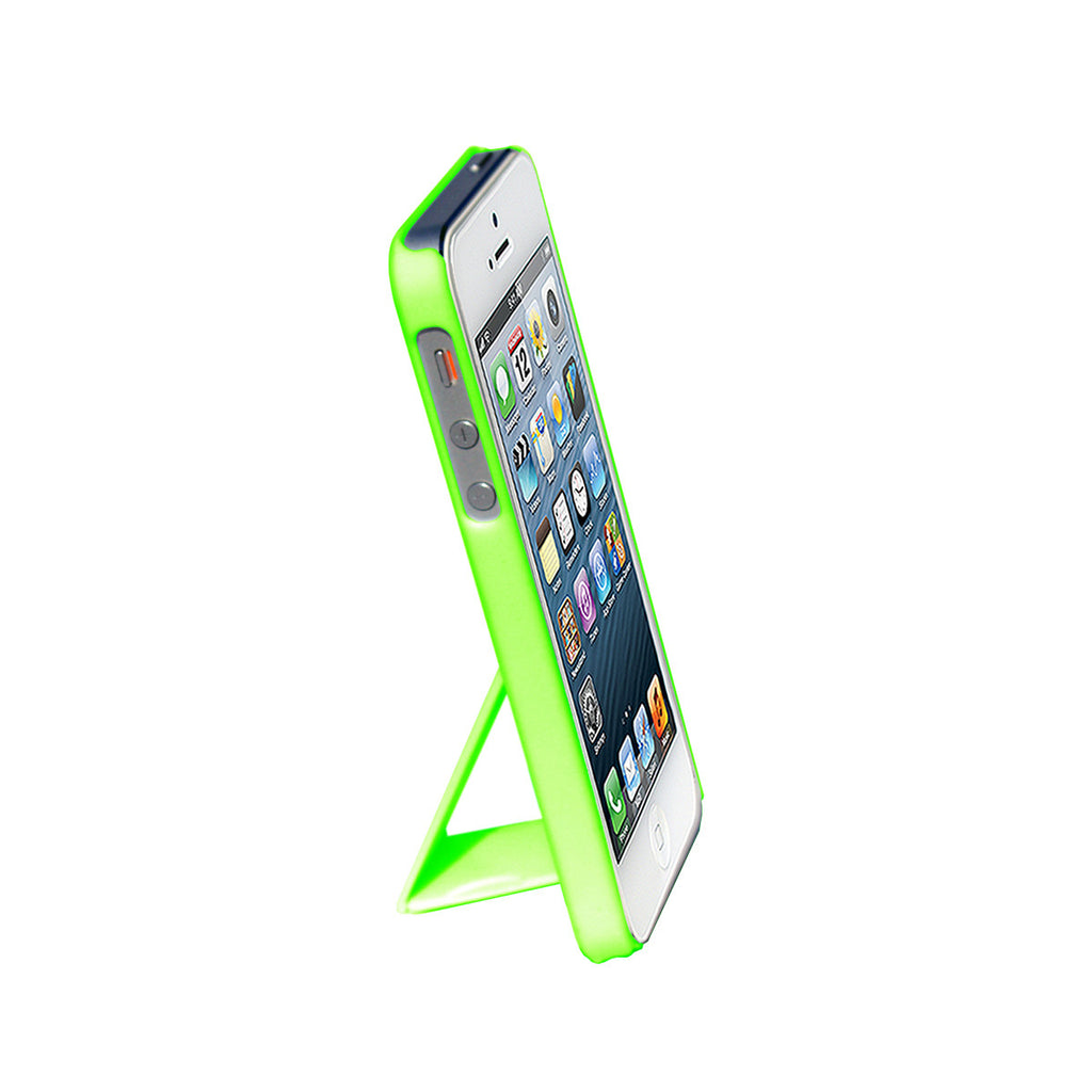 Cirago GREEN Slim Case with kickstand for APPLE iPhone 5 IPC1503GRN