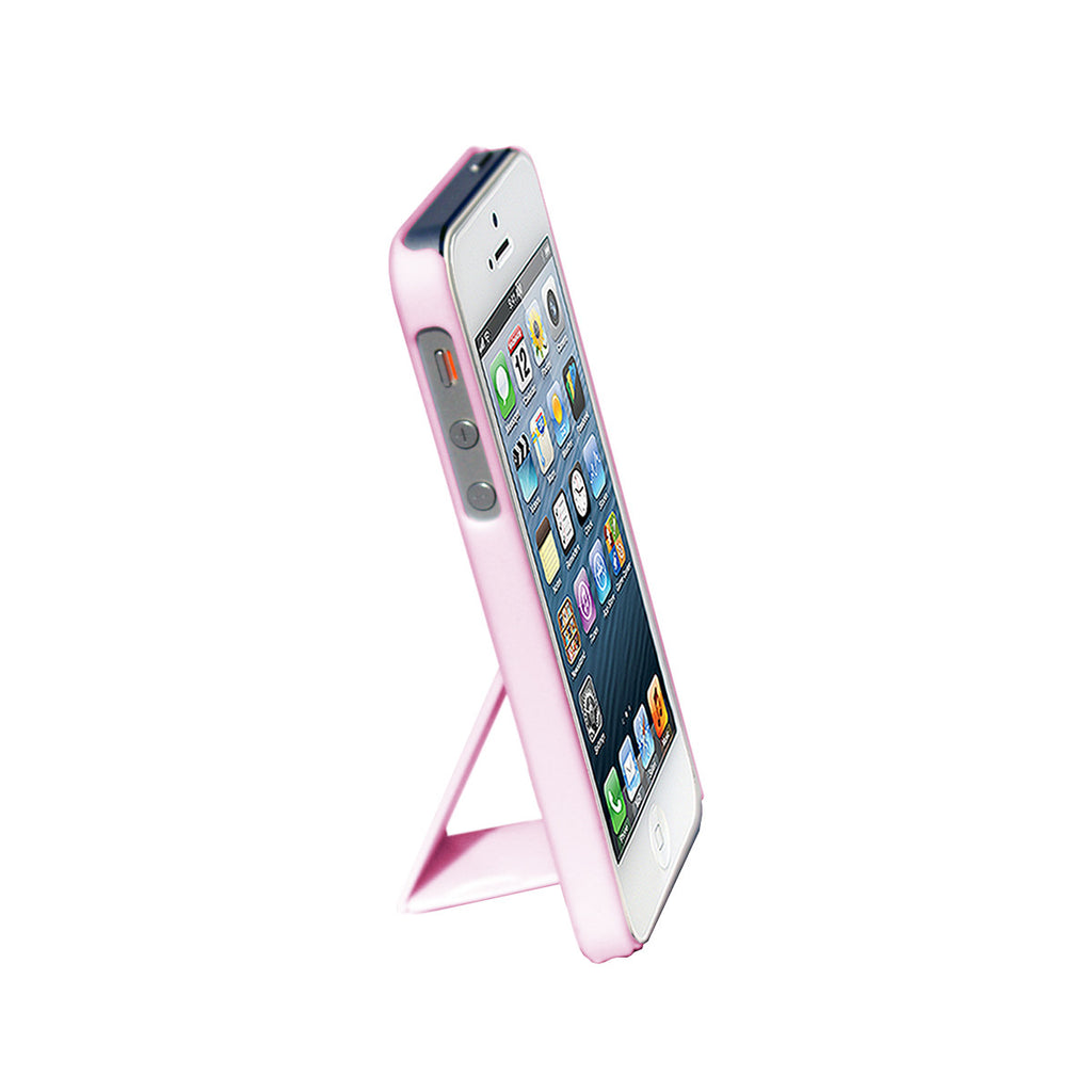 Cirago PINK Slim Case with kickstand for APPLE iPhone 5 IPC1504PNK