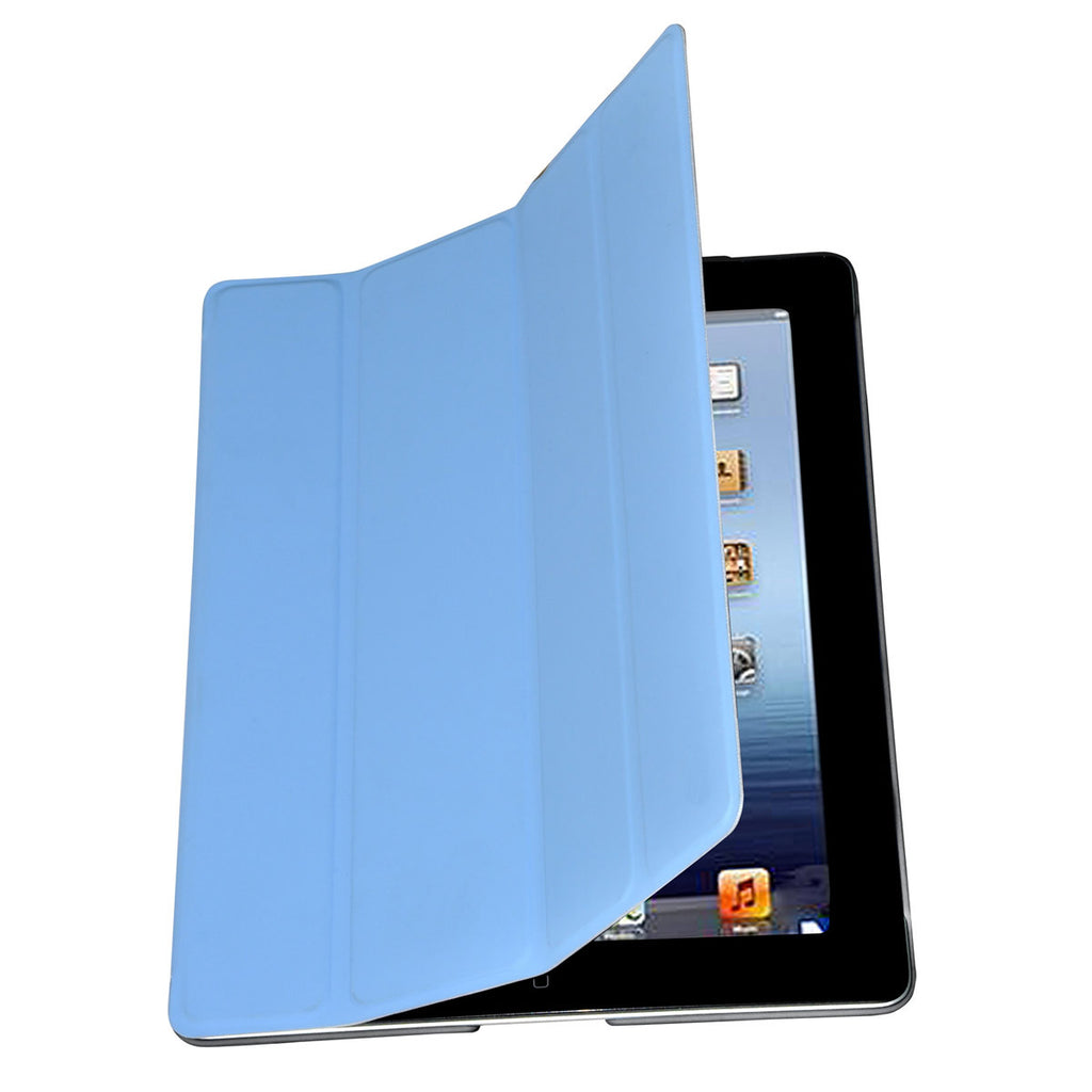 Cirago NuCover Case for New iPad / iPad2. Front & Back Protective IPC3000BLUE
