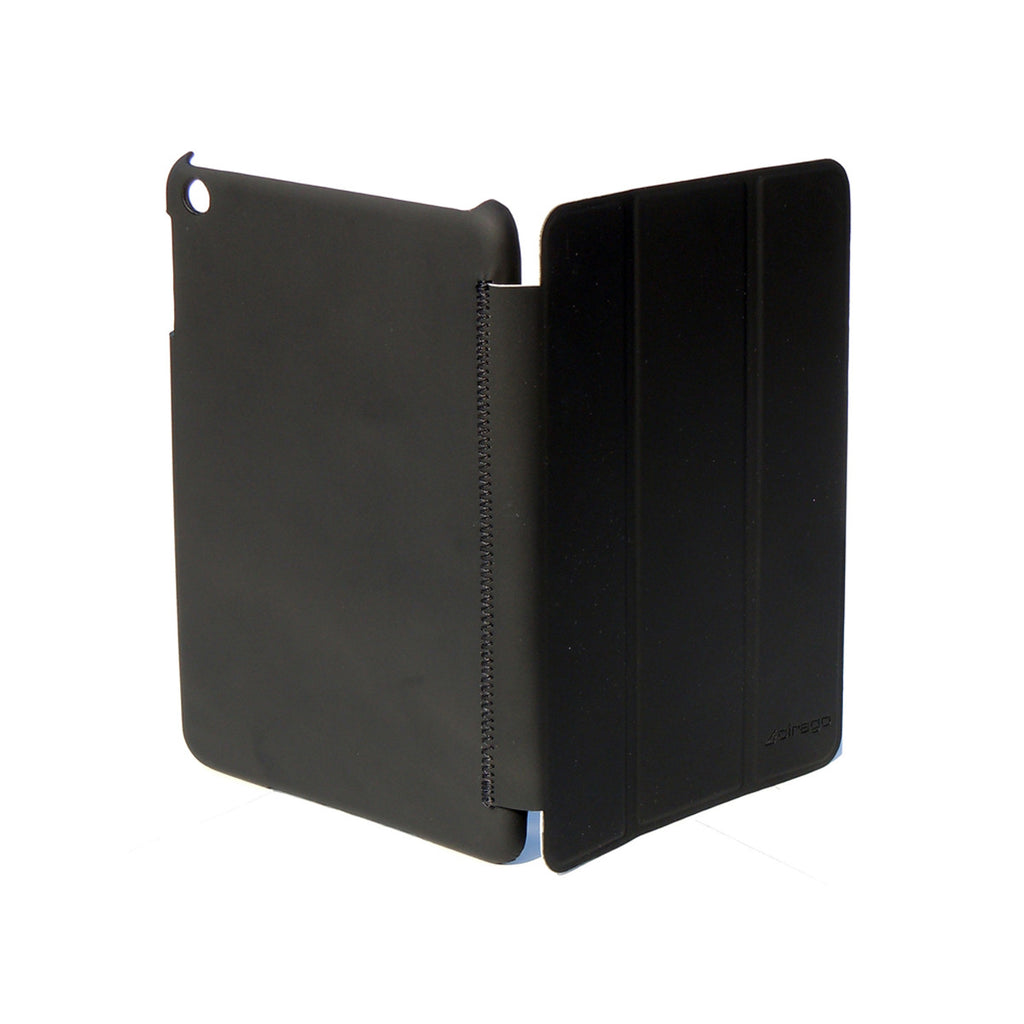 Cirago Black NuCover Pro Mini Anti-Slip Finish FRT&BK Cover for Apple iPad mini IPC3100BLK