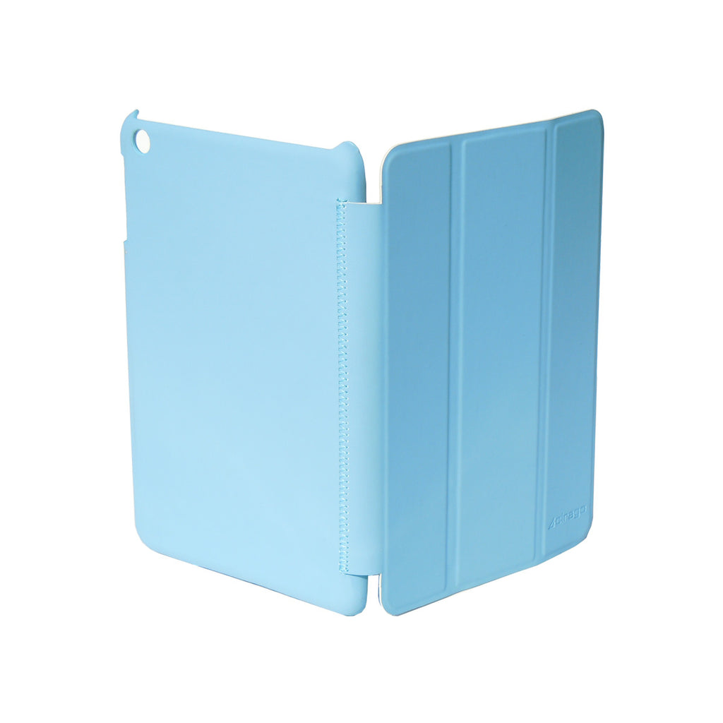 Cirago NuCover Pro Mini Anti-Slip Finish FRT&BK Cover for Apple iPad mini - BLUE IPC3100BLU