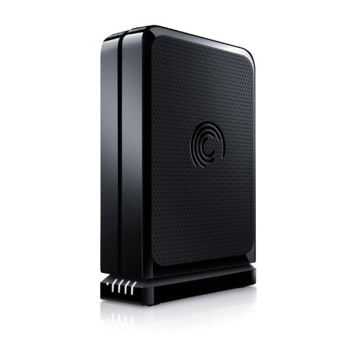 "Seagate FreeAgent GoFlex Desk 3.5"" 500GB USB 2.0 External Hard Drive"