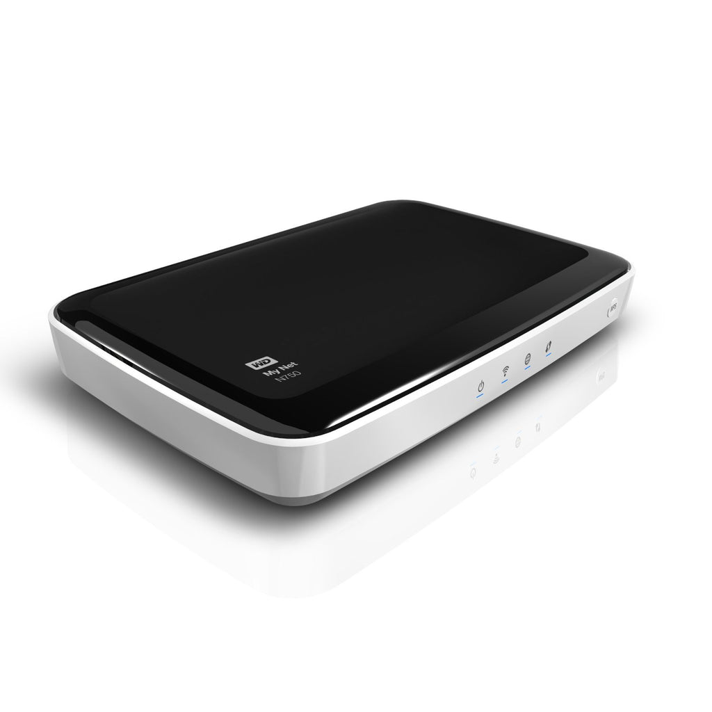 WD My Net N750 HD Dual Band Router Wireless N WiFi Router WDBAJA0000NWT