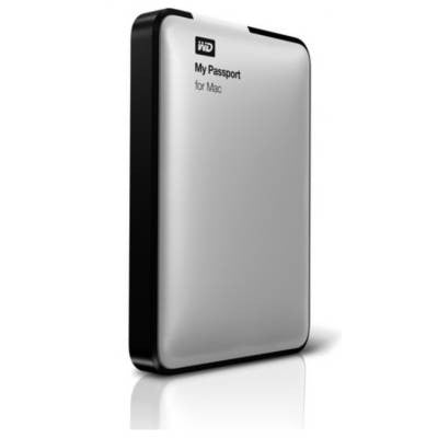 Western Digital My Passport for Mac 500 GB USB 2.0 External Hard Drive WDBL1D5000ABK