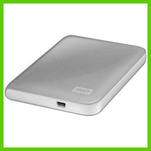 Western Digital My Passport Essential 500 GB USB 2.0 Portable External Hard Drive WDBAAA5000ASLRECF