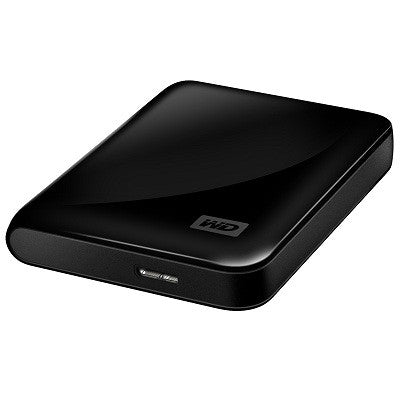 Western Digital 1TB My Passport Essential USB 3.0 Portable External Hard Drive WDBACX0010BBK