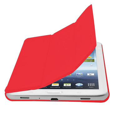CGX37PA1RED; Galaxy Tab 3 - 7 - PU - Slim Fit - 3 Fold; EAN / UPC : 858796000397