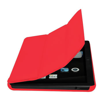 Cirago Slim-Fit PU Case for Kindle Fire HDX 8.9 - RED CKDL8PA1RED
