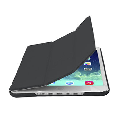 Cirago Slim-Fit PU Case for iPad mini with Retina display and iPad mini - Black IPCM2PA1BLK