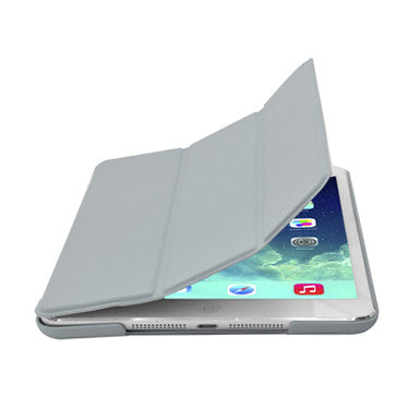 Cirago Slim-Fit PU Case for iPad mini with Retina display and iPad mini - Gray IPCM2PA1GRY