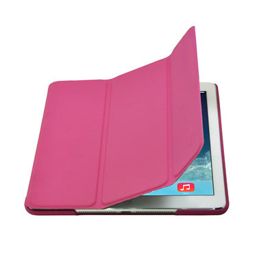 Cirago Slim-Fit PU Case for iPad Air - Pink IPCP5PA1PNK