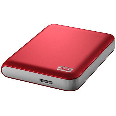 Western Digital 500GB My Passport Essential USB 3.0 Portable External Hard Drive WDBACY5000ARD