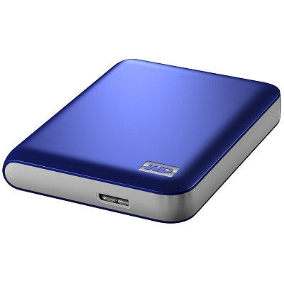 Western Digital 500GB My Passport Essential USB 3.0 Portable External Hard Drive WDBACY5000ABL
